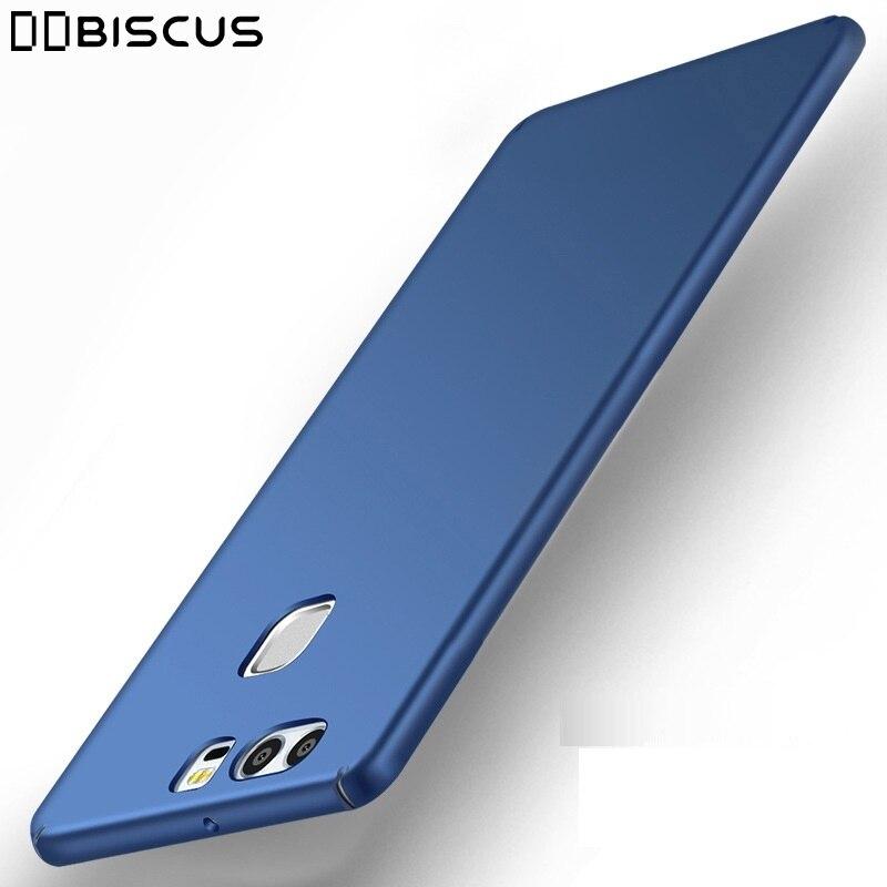 Matte-Case Huawei P9 Full-Phone-Cover Hard-Plastic Luxury for Eva-l09/Eva-l19/Eva-l29/..