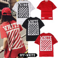 17SS fashion Men OFF-WHITE T-Shirts High Quality brand Clothing Windbreaker Summer 100% cotton T-Shirts TEES TOP OW T-Shirts