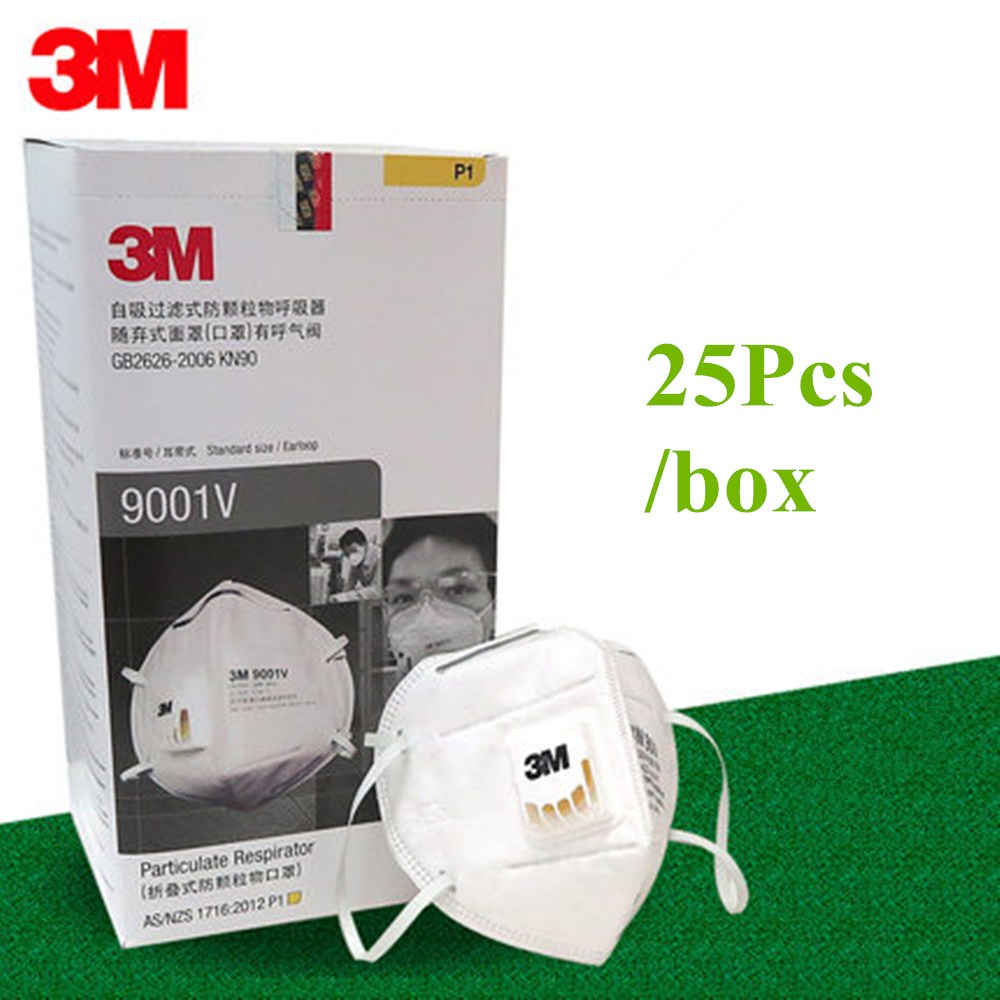 mask - dust and pollen - 3m