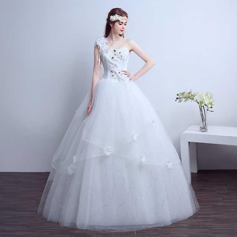 XXN-19H # בהריון אישה תחרה למעלה שרף dril אדום ולבן כלה של חתונה שמלה חדשה אביב קיץ 2019 בתוספת גודל זול סיטונאי