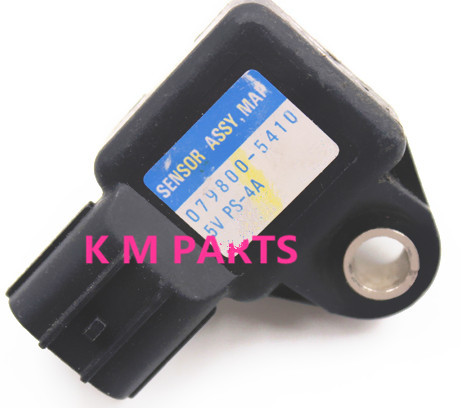 Gentle 100% High Quality Map Sensor For Honda Accord Civic Cr-v Odyssey Pilot Acura Rsx Mdx Tsx Tl 079800-5410 Auto Replacement Parts 37830-pgk-a01