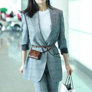 Anreisha Fashion Women Waist Bag High Quality PU Leather Waist Pack For Female Girl Travel Belt Bag Pack 2017 Newest Fanny Bags