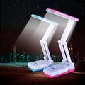 reading LED rechargeable lamp eye folding small table lamp for children learning to read and write creative stud