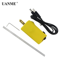 цена на 6 inch Repair Tools Metal Rod Pry Spudger Phone Tablet Disassemble Screen Battery Opening Tool for iPhone iPad