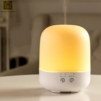 Incense Burner Essential Oil Electric Holder Diffuser Aroma Ultrasonic Humidifier Niema Incensory Decorations Product WKN017
