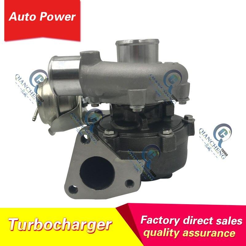 High quality GT1749V Turbocharger for Hyundai Santa Fe 2.0L 2.0T turbo CRDi Engine D4EA V 729041 0009 28231 27900
