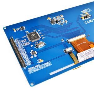 """Image 5 - Pantalla de módulo TFT LCD SSD1963 de 7 """"+ Pantalla de Panel táctil + adaptador de PCB incorporado"""