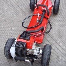 Некоторые страны EMS газовый скейтборд 49cc бензиновый скутер моторизованный скейтборд, горячая распродажа