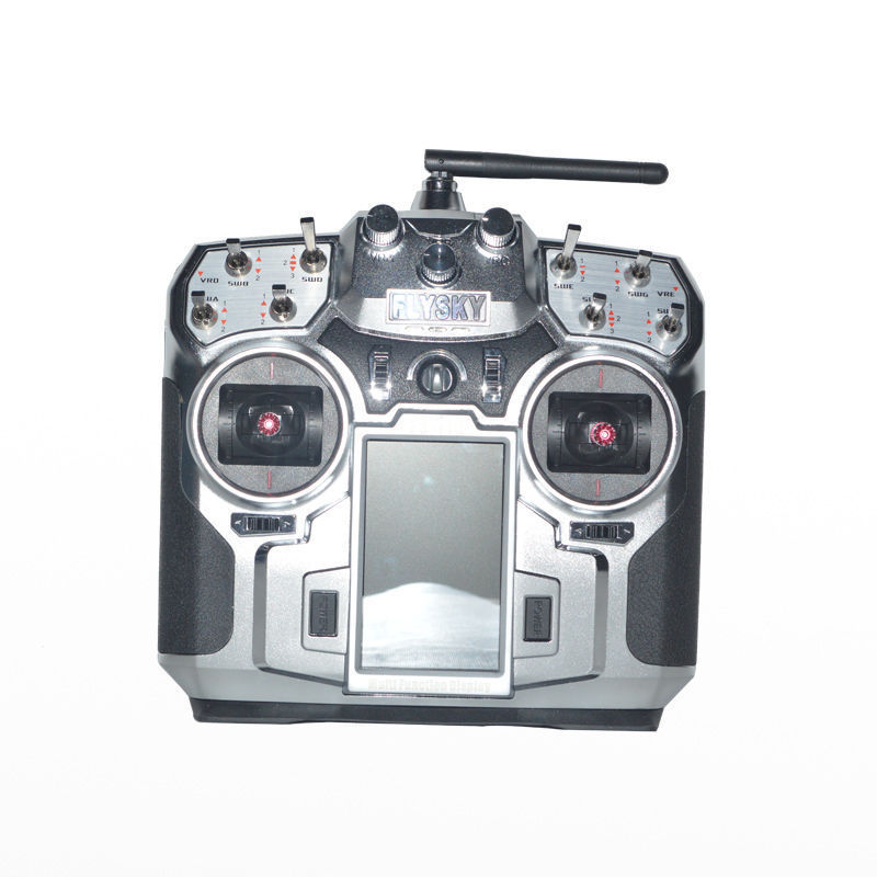 F16276/F16277 FS FlySky FS-i10 T6 2.4g Digital Proportional 10 Channel Transmitter and Receiver System 3.55