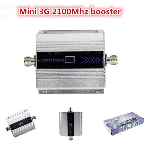 2017 Hot 3G 2100 MHz 2100 mhz UMTS WCDMA Mobile Téléphone Cellulaire téléphone signal Booster Répéteur gain 60dbi LCD affichage pour maison bureau
