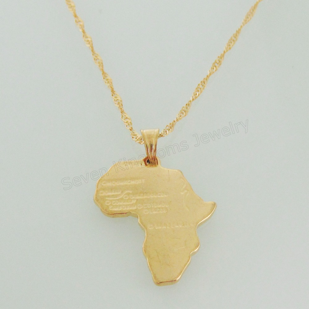 ORDER 10 GET FREE SHIPPING NEW YELLOW GOLD GP 18 NECKLACE PLAIN