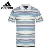 Original New Arrival 2018 Adidas CCTCLUB Exercise POLO shirt Men's short sleeve Sportswear