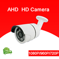 4pcs A Lot Similar to DaHua Six Array Leds 1080P/960P/720P CMOS White Color Outdoor AHD Security CCTV Camera Free Shipping