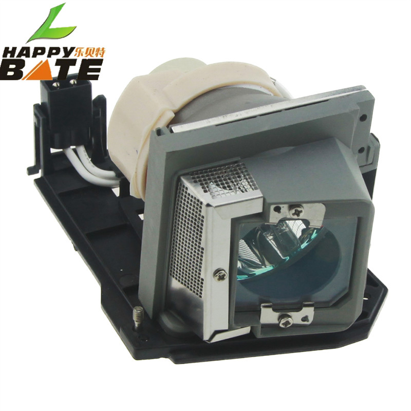 Replacement Projector Lamp with Housing 330-9847/725-10225 for DELL S300 / S300W / S300Wi happybate 330 9847 725 10225 replacement projector lamp with housing for dell s300 s300w s300wi projectors happy bate