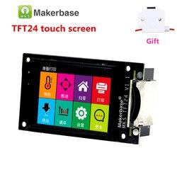 3d elementi di stampa MKS TFT24 touch screen v1.1 RepRap pannello di controllo display a colori SainSmart splash screen lcd Monitor