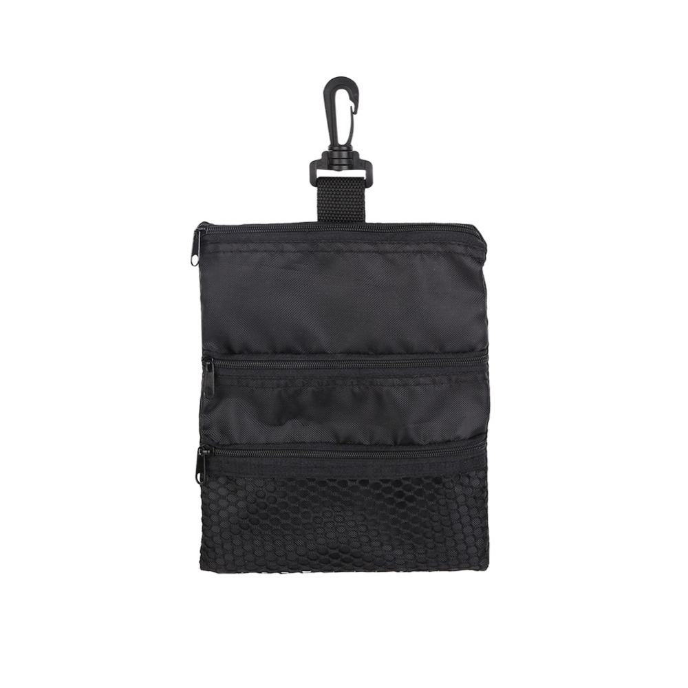 Golf Tee Bag Holder Golf Tee handbag Oxford Pouch Portable golf Accessories free shipping