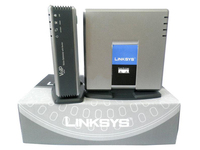 Good Quality UNLOCKED Unlocked Linksys SPA3000 Phone Adapter With Router VOIP Gate Way VoIP FXS FXO