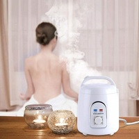 Sauna Steamer Portable Khan Steam Generator Pot Explosion Proof Machine Evaporator for Home SPA Shower Body Relaxation Health