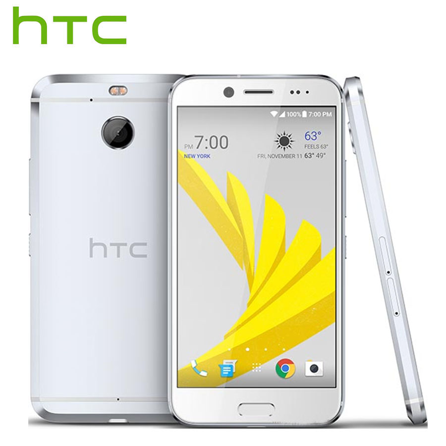 Brand New HTC 10 EVO 4G LTE 5.5 inch Mobile Phone 3GB RAM 32GB/64GB ROM Snapdragon 810 16MP Android 7.0 Fingerprint Smartphone