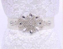 5/10Pcs Rhinestone Applique Crystal Bodice Clear Patch