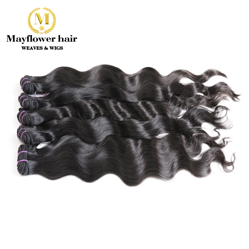 Free shipping 3 bundles Unprocessed virgin Indian hair curly human - Hair Salon Supply - Photo 4
