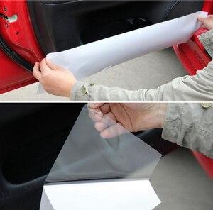 Image 5 - サイの皮膚の保護フィルム車のバンパールノーダスター用フォード起亜 sportage 3 mitsubishi ランサー 10 ルノーローガン bmw x5 e53