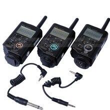 Я TTL беспроводная вспышка радио триггера Kit 1 передатчика 2 приемник для Nikon SB910 SB900 SB700 вспышка камеры дистанционного управления