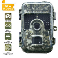 Sports Action Video Cameras HH 662 16MP 1080P HD Video Hunting Camera Night Vision 42 LEDs IR Trail Cam