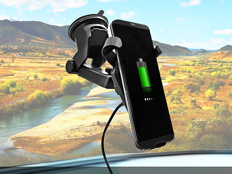Car Wireless Charger For Samsung S9 Plus Car Mount 10W Qi Wireless Charger For iPhone X XS Max Fast Charger Car Holder Drop ShipCar Wireless Charger For Samsung S9 Plus Car Mount 10W Qi Wireless Charger For iPhone X XS Max Fast Charger Car Holder Drop Ship