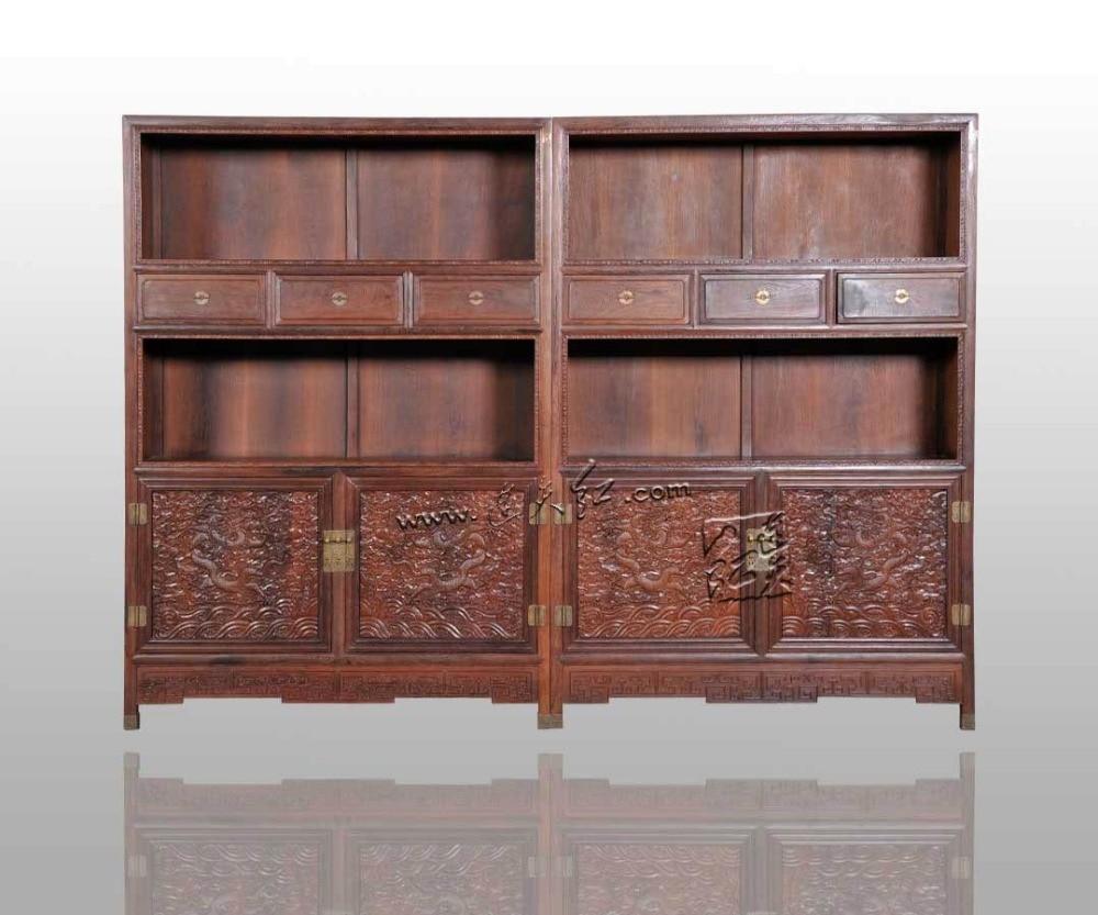 wohnzimmermobel palisander : Chinesische Antike H Lzerne B Cherregal Palisander B Cherregal