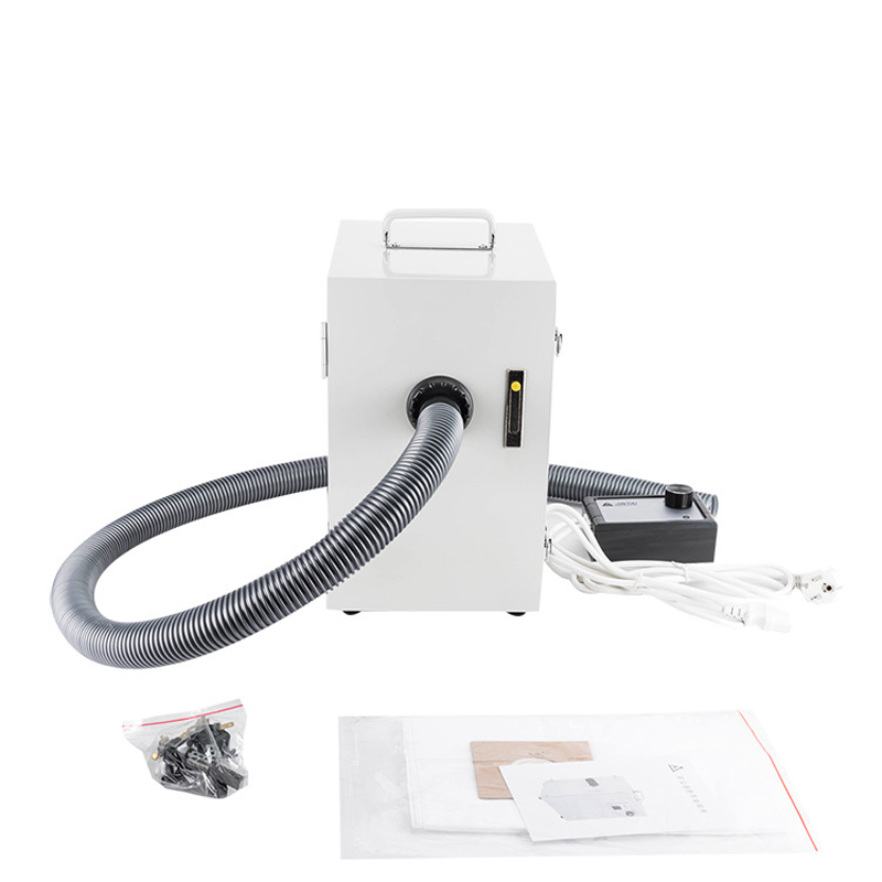 1pcs Dental lab Vacuum dust extractor with cheaper price dental dust collector high quality cyclone filter dust collector wood working for vacuums dust extractor separator cnc machine construction