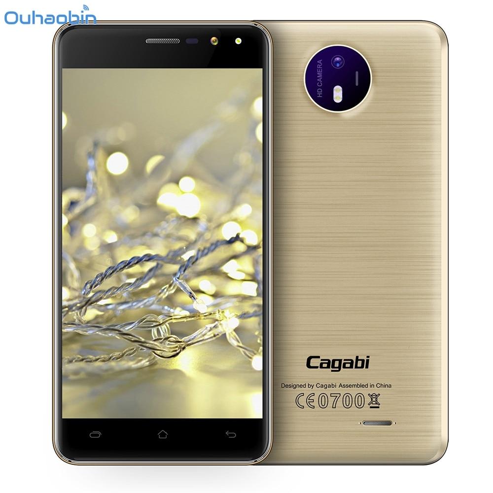 Ouhaobin 1G RAM+8G ROM Vkworld Cagabi One 5.0 inch Smartphone 3G Android 6.0 Quad Core EU Plug Apr13 vkworld vk800x 5 0 inch 3g smartphone 1gb 8gb