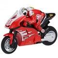 Creat Мини Мото Rc мотоцикл электрический высокоскоростной нитро пульт дистанционного управления автомобиль перезарядки 2 4 ГГц гоночный мото...
