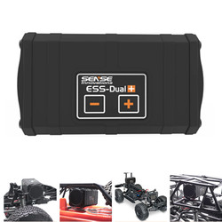 Sense Innovations ESS-DUAL 2 SPEAKERS Engine Sound Simulator For Axial SCX 10 II WRAITH Traxxas TRX4