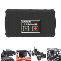Sense Innovations ESS DUAL 2 SPEAKERS Engine Sound Simulator For Axial SCX 10 II WRAITH Traxxas
