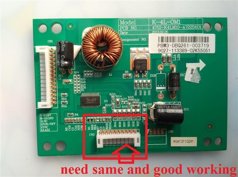 inverter K-4L-0M1 K-4L-OM1 4710-K4LM10-A7225K01 Original partsinverter K-4L-0M1 K-4L-OM1 4710-K4LM10-A7225K01 Original parts