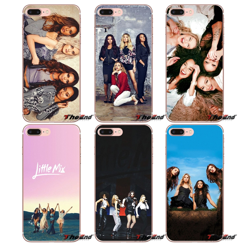 For Xiaomi Redmi 4 3 3S Pro Mi3 Mi4 Mi4i Mi4C Mi5 Mi5S Mi Max Note 2 3 4  Little Mix UK girls group Silicone Case
