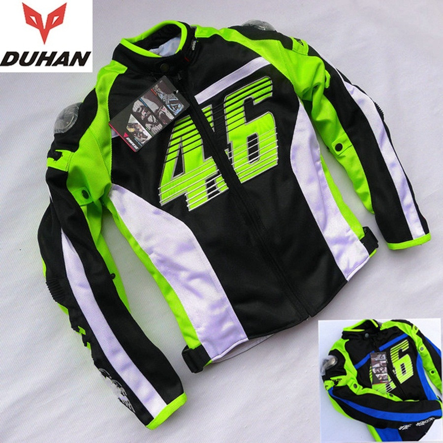 Free shipping 1pcs NEW Men Motorcycle Moto Bike Jacket Racing Suits Armor Riding Clothes with 5pcs pads 2013 new style red mens motorcycle jacket motorbike riding jacket suit with size s to xxxl free shipping
