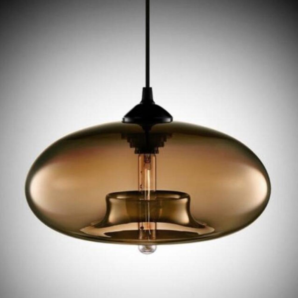 Primo industrial factory pendant lamp antique one light for Antique pendant light fixtures