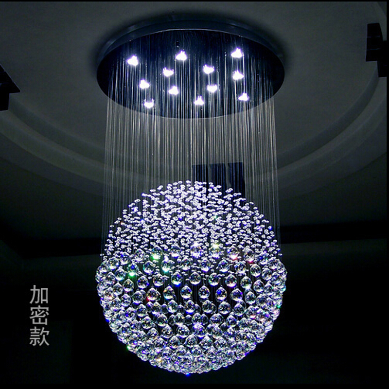 Lampadari di cristallo contemporanea promozione fai spesa di ...