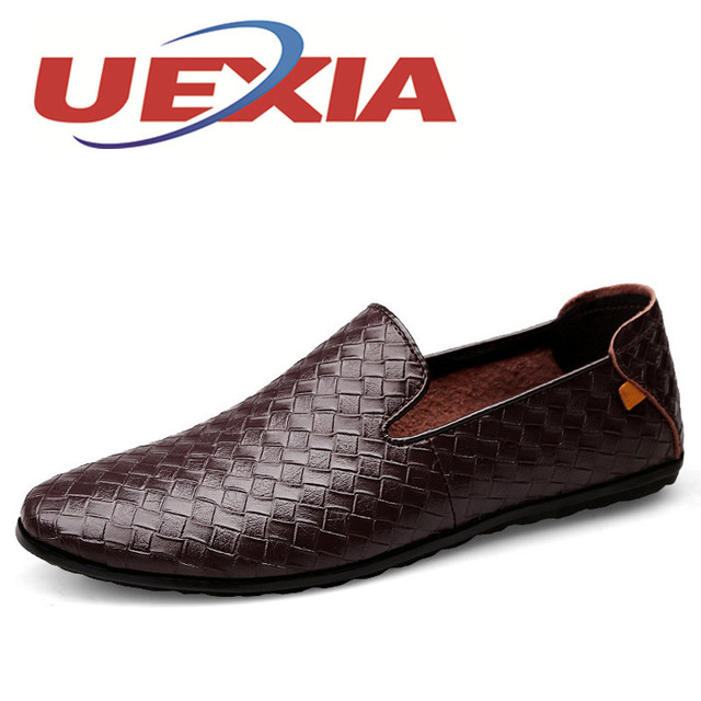 Men's Soft Casual Shoe Slip-on Fashion Loafer breathable