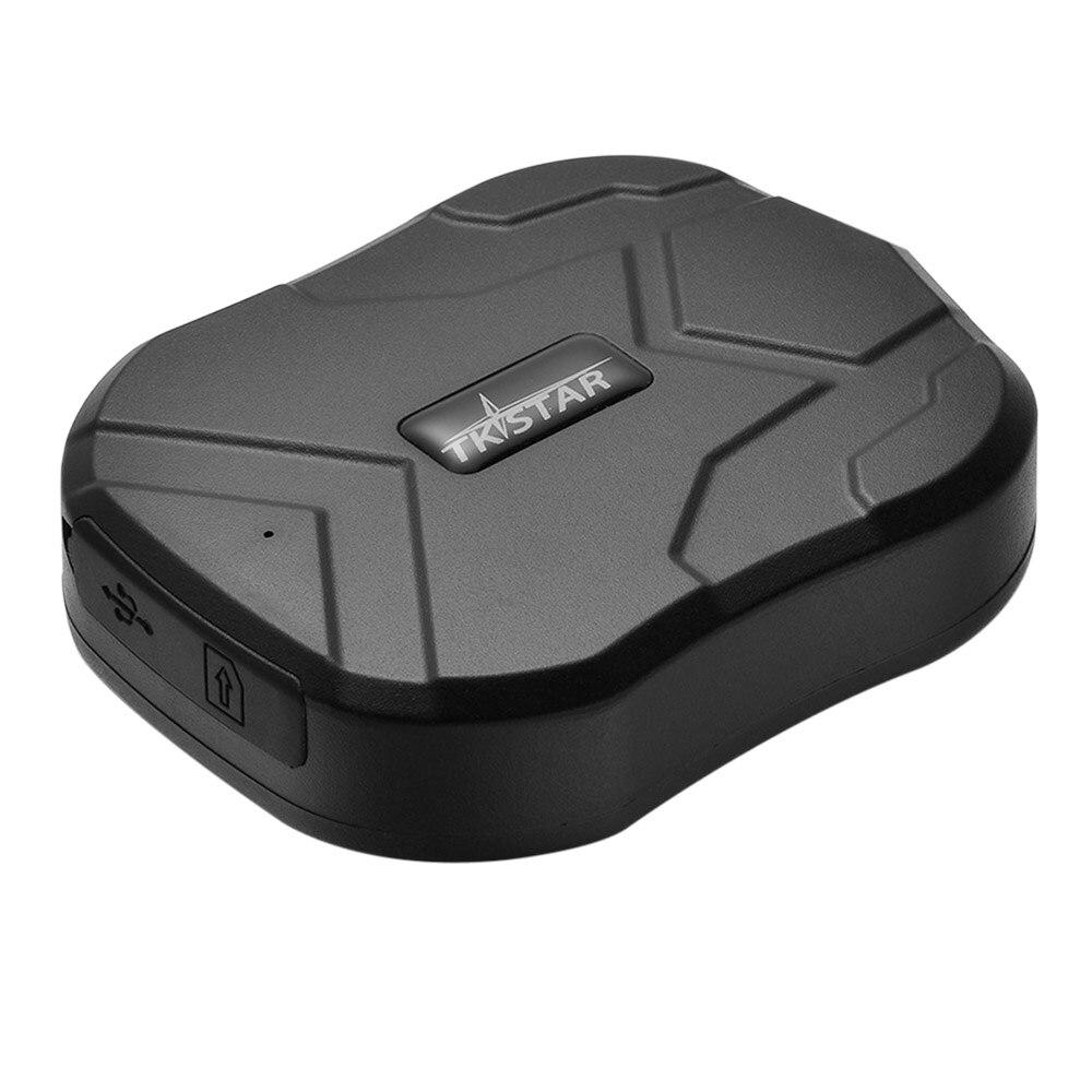 GPS Tracker voiture TK905 5000 mAh 90 jours veille 2G traqueur de véhicule GPS localisateur étanche aimant moniteur vocal