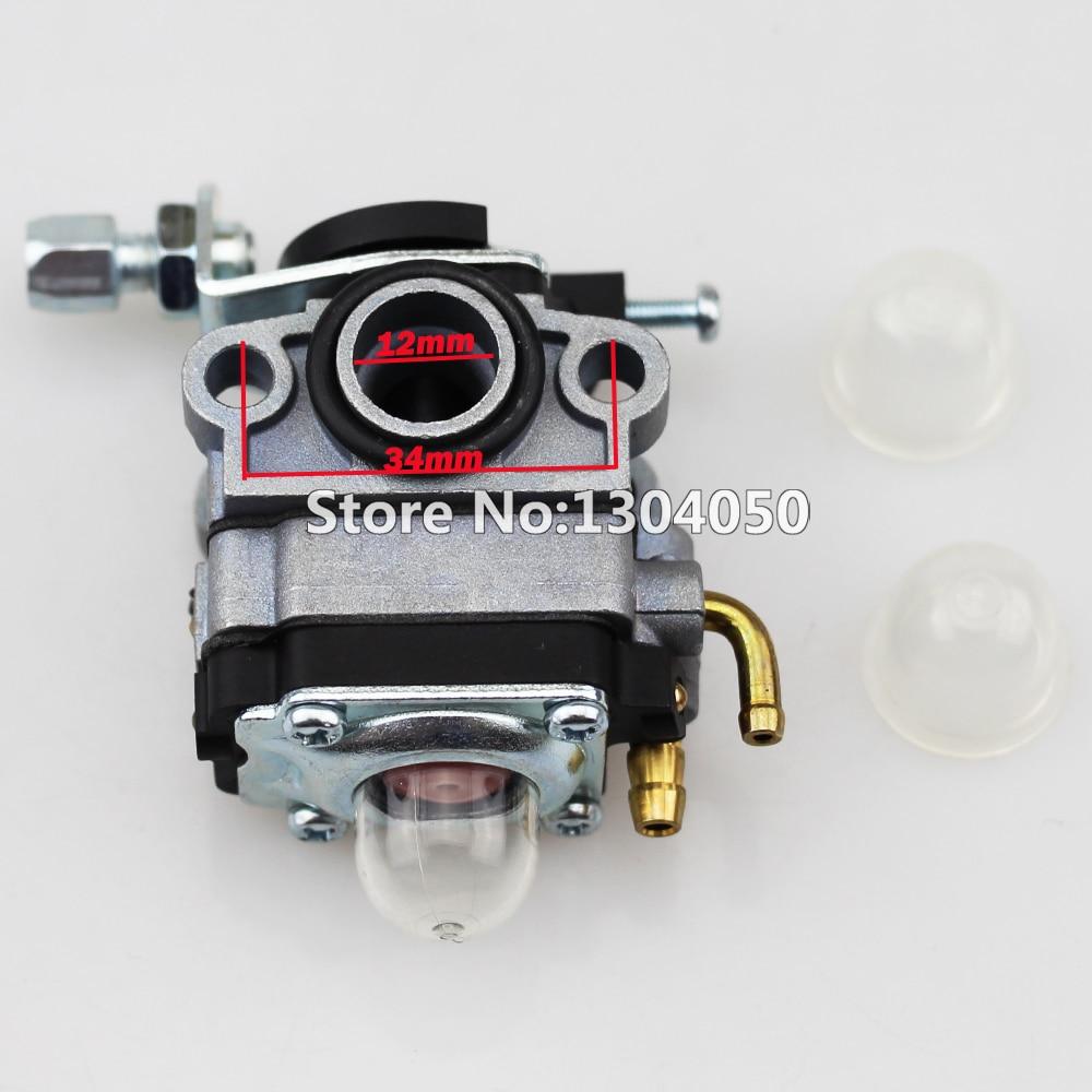 Ryobi Ss30 Fuel Line Diagram Chevy 3 Wire Alternator String Trimmer Carburetor Adjustment | Zef Jam