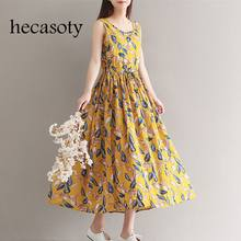 5f21a8117269a Maternity Clothes New Art Retro Printed Loose Waist A-Line Sleeveless Dress  Fashion Dress for Pregnant Woman Pregnancy Clothes