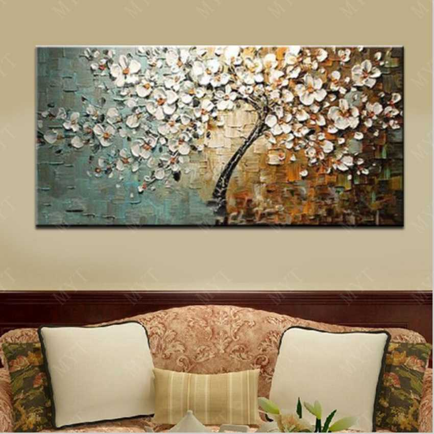 Wall Art Abstract Paintings Modern Oil Painting On Canvas Home