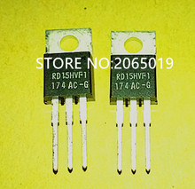 2 5 10PCS   NEW    RD15HVF1   RD15HVFI    RD15HVF   TO 220   MOSFET  Power  Transistor