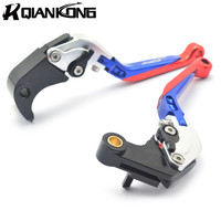 High Quality Motorcycle CNC Aluminum Adjustable Motorcycle Brake Clutch Levers For BMW S1000RR S1000 RR S1000R