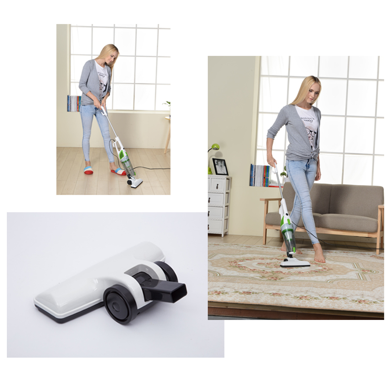 Image 4 - TINTON LIFE Ultra Quiet Mini Home Rod Vacuum Cleaner Portable Dust Collector Home Aspirator Handheld Vacuum Cleaner-in Vacuum Cleaners from Home Appliances