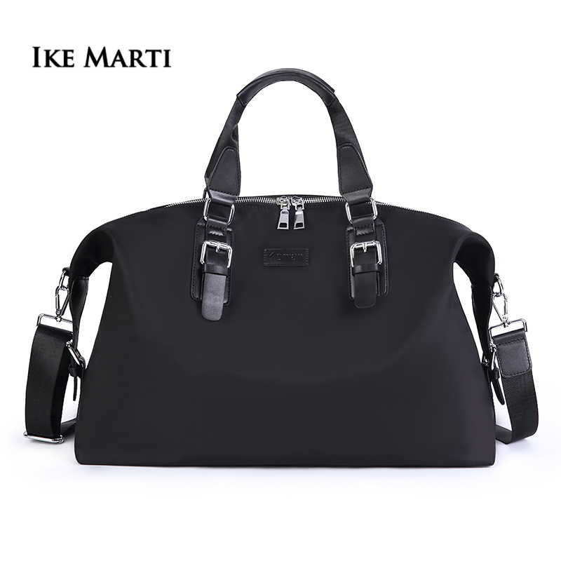 761980495685 IKE MARTI Men Women Travel Bag Duffle Bags For Traveling Weekend Sport Luggage  Bag Hand Large