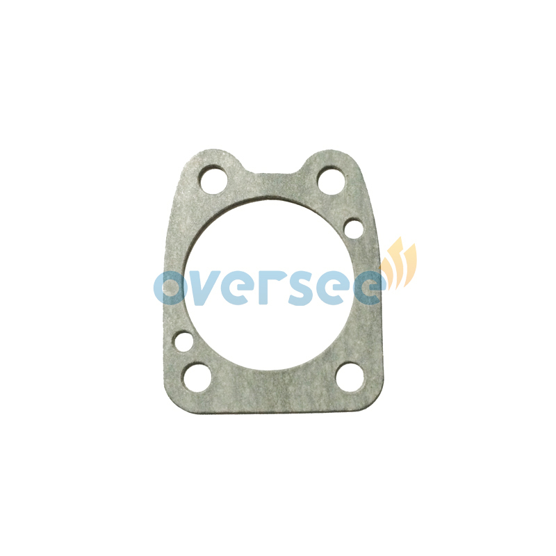OVERSEE 6E0-44315-A0-00 GASKET,UPPER CASING Replaces For Yamaha 4HP 5HP Outboard Engine Parts
